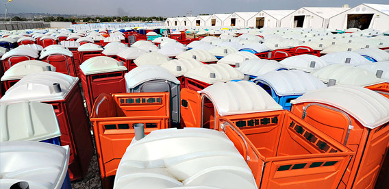 Champion Portable Toilets in Santa Maria,  CA